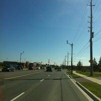 Photo taken at Bradford, Ontario by Sarah D. on 8/20/2012