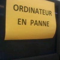 Photo taken at CDI LP Chablais by Alexandre W. on 1/24/2012