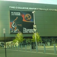 Photo taken at The College Basketball Experience by Marlon M. on 7/23/2012