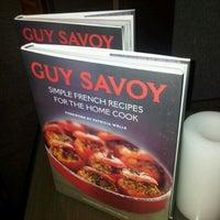 Photo taken at Restaurant Guy Savoy by Saad H. on 2/4/2012