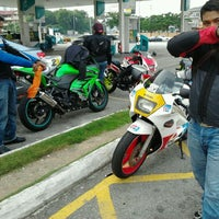 Photo taken at PETRONAS MRR2 Ampang by Air-mee C. on 3/25/2012