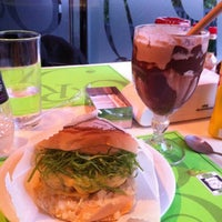 Photo taken at Original Burger by Carlinha A. on 5/20/2012