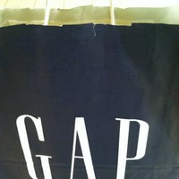 Photo taken at Gap by Lea G. on 5/2/2012