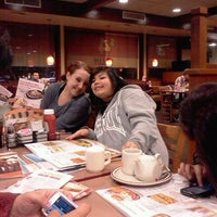 Photo taken at Denny's by Melle M. on 2/18/2012