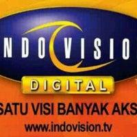 Photo taken at Wisma Indovision, Towwer (Tenda Biru) by awal_ e. on 2/7/2012