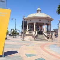 Photo taken at Mariachi Plaza by Diane S. on 6/30/2012