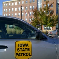 Photo taken at Iowa Department of Public Safety by Gaston on 10/5/2011