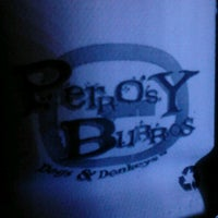 Photo taken at Perros y Burros by Yunuen U. on 1/14/2012