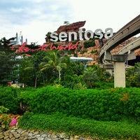 Foto tomada en Resorts World Sentosa por Mario P. el 1/23/2012