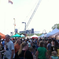 Photo taken at Mill City Farmers Market by Dane H. on 6/9/2012