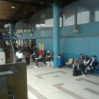 Photo taken at Terminal de Buses Collao by Sergio V. on 9/27/2011