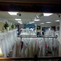 Photo taken at I Thee Wed Bridal Boutique by Fredericksburg L. on 12/9/2011