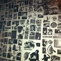Photo taken at Black Bar by Cordelia T. on 3/29/2011