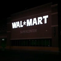 Photo taken at Walmart Supercenter by Brandon F. on 10/9/2011