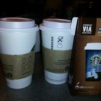 Photo taken at Starbucks by Samantha G. on 8/25/2012