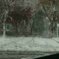 Photo taken at Snowpocalypse 2011 by Jasmine on 10/30/2011
