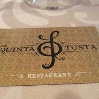 Foto tomada en Restaurant La Quinta Justa por Carlos S. el 4/8/2012