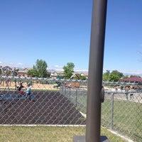 Photo taken at Prairie Hills Elementary School by Kristel V. on 5/8/2012