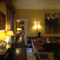 Photo taken at Merrion Hotel by Philippe M. on 7/12/2012