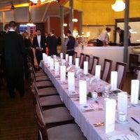 Photo taken at Strampen Restaurant & Terrace by Emma-Leena H. on 9/30/2011