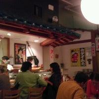 Photo taken at Sushi Zanmai by Patrick H. on 10/17/2011