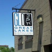 Photo taken at Great Lakes Distillery by Aaron R. on 7/26/2011