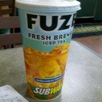 Снимок сделан в SUBWAY пользователем Craig D. 7/20/2012