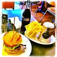 Photo taken at Gourmet Burger Kitchen by Endika P. on 8/29/2012
