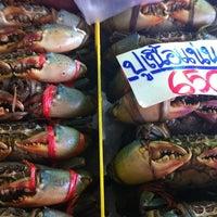 Photo taken at Talaythai Market by Dora_ a. on 5/3/2012