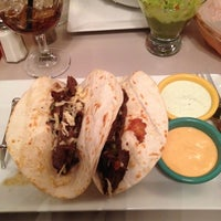 Photo taken at Hola Cantina by Beth C. on 1/14/2012
