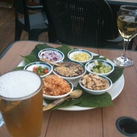 Photo taken at Kaosamai Thai Restaurant & Caterer's by BlueHolly on 7/29/2011