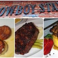 7/25/2011にRobert R.がCowboy Star Restaurant & Butcher Shopで撮った写真