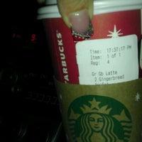 Photo taken at Starbucks by Esmeralda R. on 12/4/2011