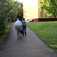 Photo taken at Школа № 113 by Анютка А. on 5/22/2012