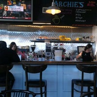 Photo taken at Archie's Giant Hamburgers & Breakfast by Deborah W. on 3/3/2012
