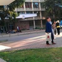 Photo taken at Universitatea de Vest by Daniela C. on 10/10/2011