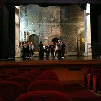 Photo taken at Teatro Giuseppe Manini by Luca L. on 4/22/2011