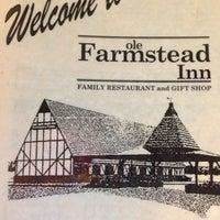 Photo taken at Ole Farmstead Inn by Renae S. on 1/16/2012