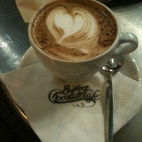 Photo taken at Butlers Chocolate Café by Alan P. on 11/23/2011