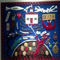 Photo taken at Mizner Park Art Museum by Jason P. on 11/2/2011