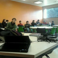 Photo taken at Pabellon Docente 9000 by Diego A. on 6/8/2012