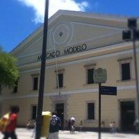 Photo taken at Mercado Modelo by Bruno B. on 2/24/2012
