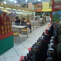 Photo taken at Supermercados Líder by Fernando V. on 11/25/2011