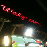 Photo taken at Walgreens by B.Bing &. on 12/27/2011