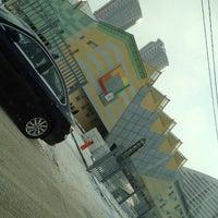 Photo taken at Гимназия № 1409 by Nati K. on 2/1/2012