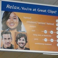 Photo taken at Great Clips by Joseph 'Jo Jo Brown' I. on 4/7/2012