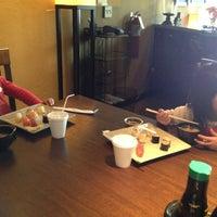 Photo taken at Circle Sushi by umesan on 2/25/2012