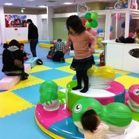 Photo taken at KIDDY LAND 港北東急SC by Akihito on 3/4/2012