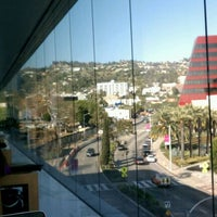 Photo taken at County of Los Angeles Public Library - West Hollywood by Stephanie M. on 1/17/2012