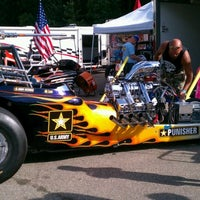 Photo taken at US 131 Motorsports Park by Angel C. on 9/11/2011